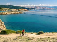 Croatia: Kayak, Hike, and Bike Croatia\'s Dalmatian Coast Tour