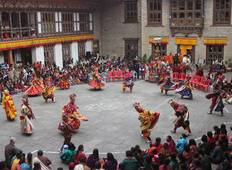 Bhutan Festival Tour, Bumthang - NimalungTshechu and KurjeyTshechu (July-10th and 11th, 2019) Tour