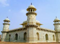 Golden Triangle Tour With Haridware And Rishikesh For 8 Days Tour
