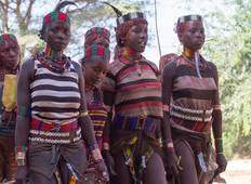 A life time Experience Tour with the Exotic Tribes of Ethiopia  Tour