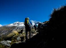 Huaraz and the Santa Cruz Trek Tour