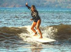 Surf & Cowork Package 8 Days in Tamarindo Tour