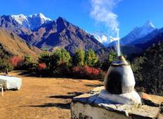 Everest Base Camp Trek (14 destinations) Tour
