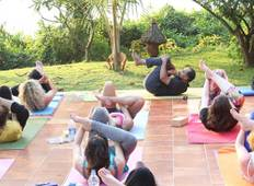 Golden Triangle with Yoga Tour 5N/6D Tour