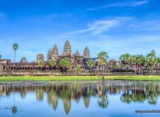 Impression Siem Reap Package 4 Days 3 Nights( Angkor complex, Kulen Mountain) Tour