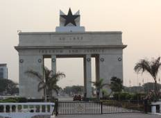 7 day Culture & History Tour in Ghana Tour