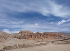 Luxury Upper mustang jeep tour 4WD overland Tour