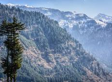 Shimla Manali Tour with Taj Mahal (Ex - Delhi) Tour