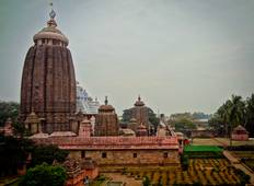 Odisha Temple & Beach Tour