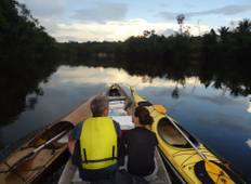 Kayak Tour Manaus 5 Days Tour
