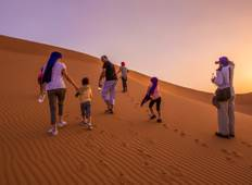 Morocco Family Journey: Ancient Souks to the Sahara Tour