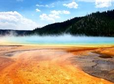 National Parks Family Journey: Yellowstone and Grand Teton Tour