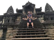 Cambodia, Siem Reap 7 Days / 6 Nights Secret Angkor Wat Experience  Tour