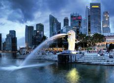 Asian Royale Singapore and Malaysia with Thai Islands 15 Days Tour