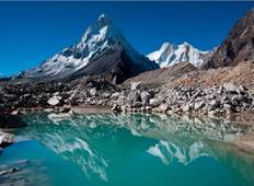 Source of Ganges Trek with Shivling Base Camp Tour