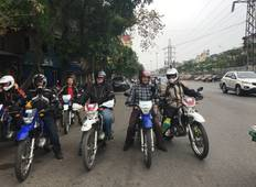 North West Vietnam on Motorbike Tour