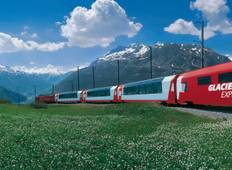 Swiss Mountains and Glacier Express Tour