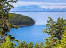 Khuvsgul Lake 6D/5N Tour