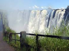 Cape Town, Vic-Falls, Chobe and Hwange National Park   Tour