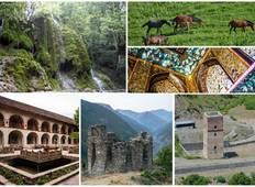 Summer Relaxable and Knowledgeable Tour in Azerbaijan Tour