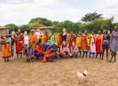 Kenya Small Group Adventure Tour