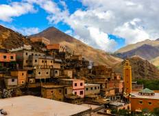 Atlas Mountains Luxury Trek 6 Days  Tour