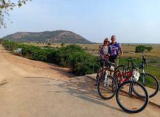 Bike Tour(Temples+Countryside+Phnom Krom for Sunset) Tour