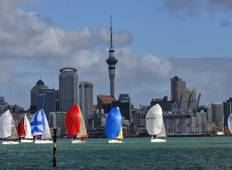 Exploring New Zealand featuring the North & South Islands (Auckland to Queenstown) (Standard) Tour