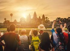 Mysterious Angkor Wat, Max 6 People Tour