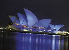 Sydney New Year Tour
