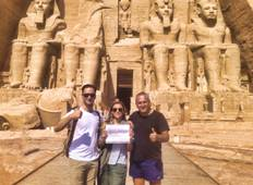 Discover Aswan, Abu Simbel, Edfu and Kom Ombo Temples in 3 days Tour
