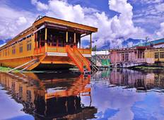 "Kashmir ""Heaven on Earth\"" Tour"