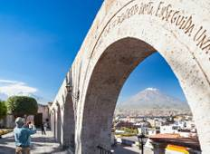 6 days - Full package Arequipa to Cusco  Tour