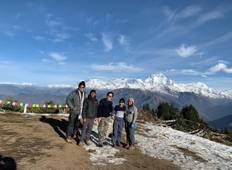 Mardi Himal Trekking  9 Days 8 Night Tour