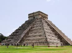 Yucatan Highlights (from Mexico City to Cancun) Tour