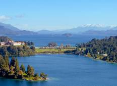 Bariloche, Patagonian Lakes – 3 Nights Tour