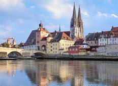 Prague and Legendary Rhine & Moselle (from Prague to Frankfurt-am-Main) Tour