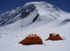 Mongolia, Climb to Mt.Khuiten  Tour