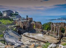 DELUXE MINI TOUR OF SICILY-PALERMO TO TAORMINA  Tour