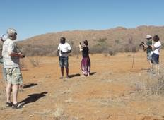6 Days Namibia Desert and Etosha National Park Tour