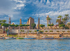 Cruise on the Nile: The Land of the Pharaohs (port-to-port cruise) Tour
