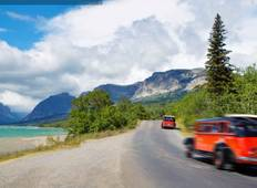 Secrets Of The Rockies And Glacier National Park Tour