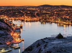 Scenic Wonders of Newfoundland, Labrador & Ile Saint Pierre Tour