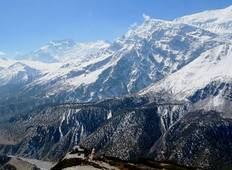 15 days Annapurna Circuit Trekking Tour