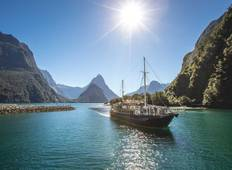 Milford Sound Spectacular - 7 Day Self Drive tour Tour