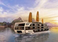 3 Nights Hanoi and 1 Night on La Regina Legend Cruises Tour