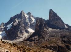 5 Days Mount Kenya Climbing Sirimon  down Chogoria Route  Tour