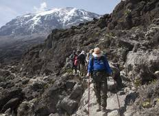 6 Days Mount Kilimanjaro Climb - Marangu route  Tour