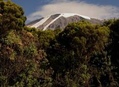 Mt. Kilimandscharo Via Machame Route - 6 Tage Rundreise