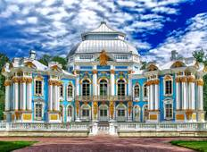 3-Day Tour of St Petersburg with Free Time (Tour Only, No Accommodation) Tour